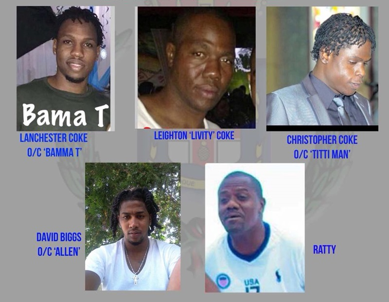 5 more charged in murder case; total now reaches 7