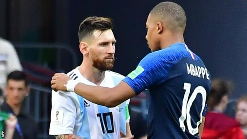WORLD CUP: Teenager sends home Messi's Argentina, 4-3