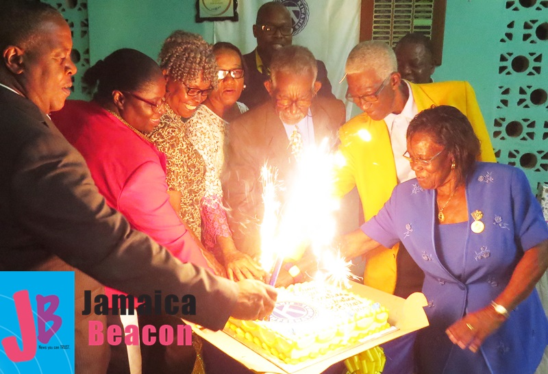 We were surrounded by gunshots   Linstead club celebrates 38 years after tough start