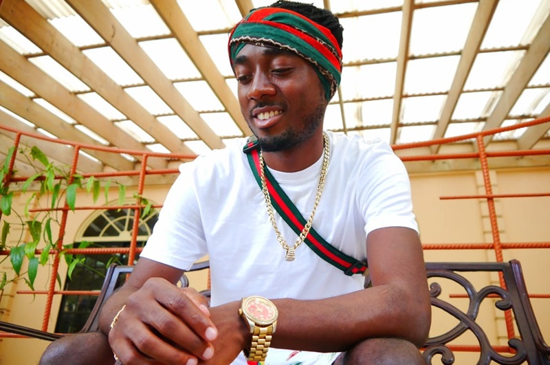 Ocho Rios artiste ready for the big stage, creating first video