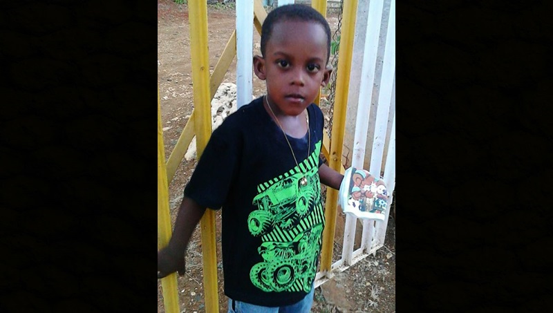 6-y-o Dajahne Pennant drowns in flood waters