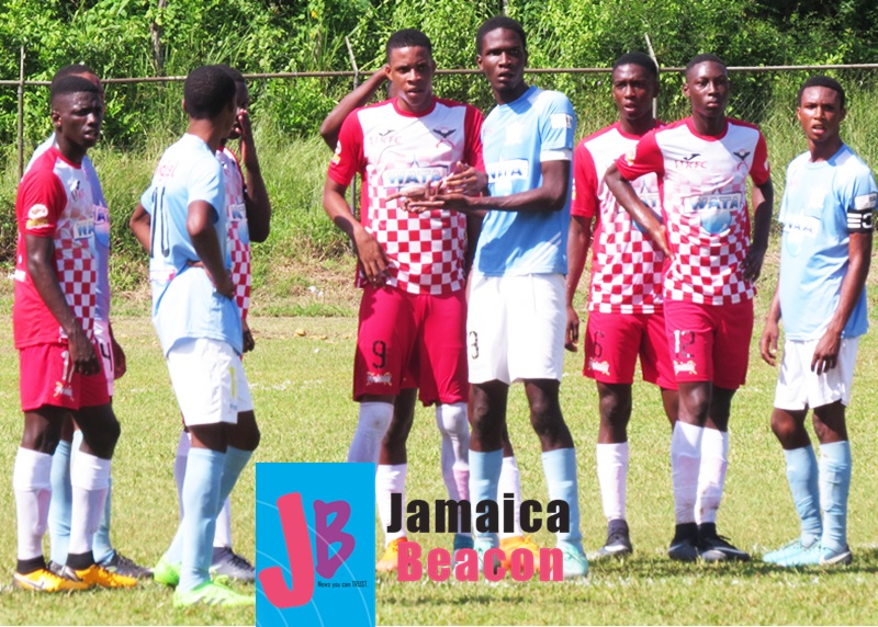 We Can Beat Any Team Charlemont High Jamaica Beacon