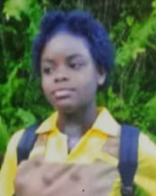 MISSING: 14-year-old June Reid from St James