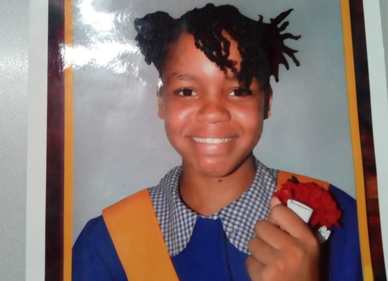 MISSING: Kenisha Toulow from Duhaney Park, St Andrew